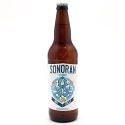 Sonoran Brewing Company - White...
