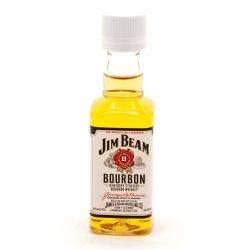 Jim Beam Bourbon Whiskey Mini 50ml