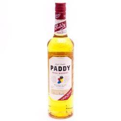 Paddy Irish Whiskey 80 Proof 750ml