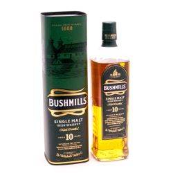 Bushmills Single Malt Irish Whiskey...