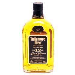 Tullamore Dew Irish Whiskey 40% Alc....