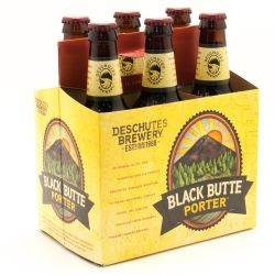 Descutes Black Porter 6 Pack