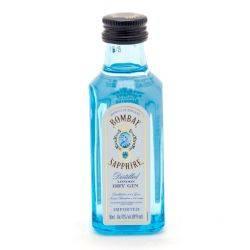 Bombay Sapphire Dry Gin Mini 50ml