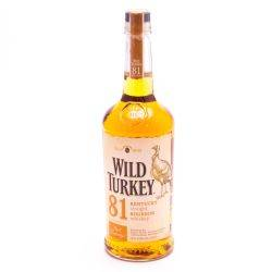 Wild Turkey Kentucky Straight Bourbon...