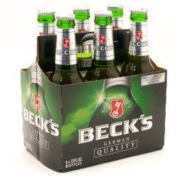 Beck's 6 Pack