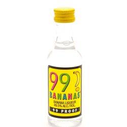 99 Bananas Liqueur Mini 50ml