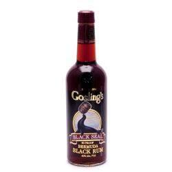 Gosling's Black Seal Black Rum...