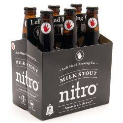 Left Hand Nitro Milk Stout 6 pack