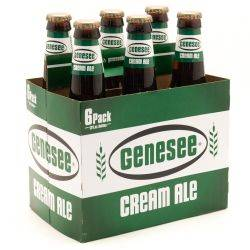Genesee Cream Ale 6 Pack