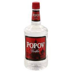 Popov Vodka 1.75
