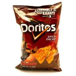 Spicy Nacho Doritos - 10.5 oz