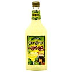 Jose Cuervo Margarita Mix Lime 1.75