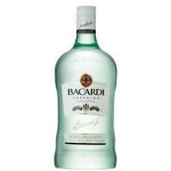 Bacardi superior 1.75 rum