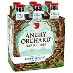 Angry Orchard Easy Apple Hard Cider -...
