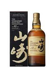 Yamazaki single malt 12 yr