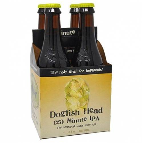 Dogfish head 120 Minute IPA 4 pack 12...