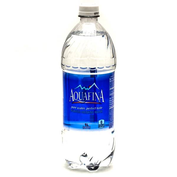 analysing aquafina bottled water Aquafina is purified drinking water that meets and exceeds the requirements set  forth by the  a 2015 sample water quality analysis for aquafina is listed below.