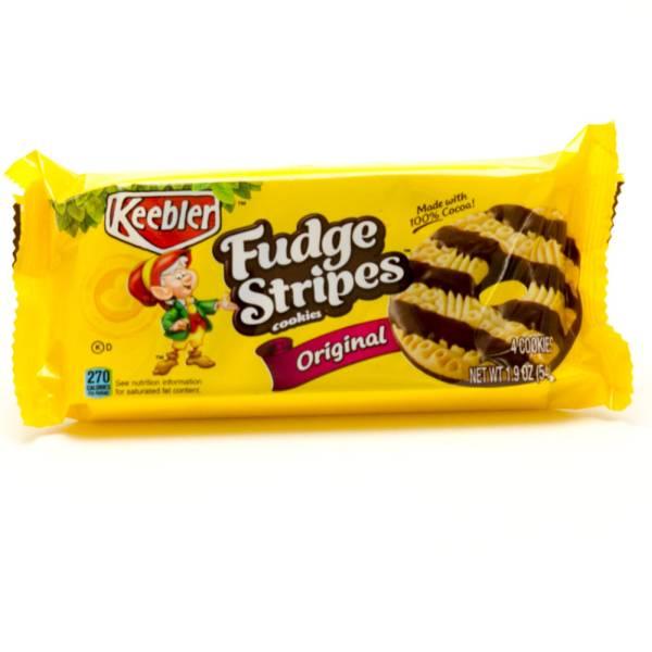 Homemade Keebler Fudge Stripe Cookies Recipe — Dishmaps