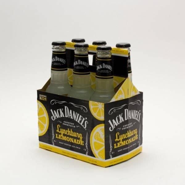 Jack Daniel's Lynchburg Lemonade 10oz 6 pack bottle | Beer ...
