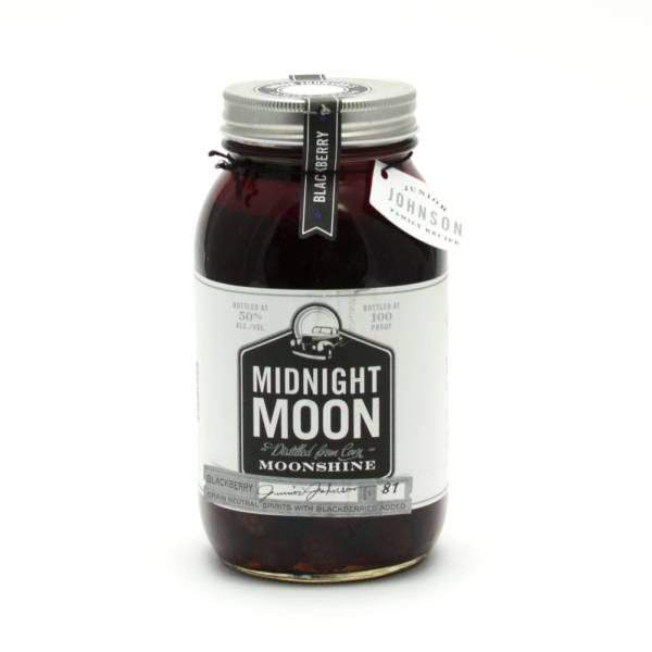 Midnight Moon Blackberry Moonshine 750Ml | Beer, Wine and ...