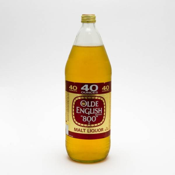 Olde English 800 Malt Liquor 40oz Beer Wine And Liquor