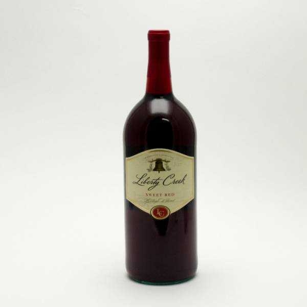 Liberty Creek Sweet Red 1.5L