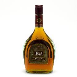 E&J Original Brandy  750ML