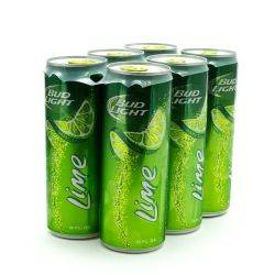 Bud Light Lime 12oz 6 Pack Can