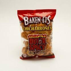 Baken-ets Chicharrones Hot &...