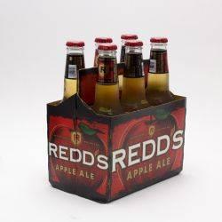 Redd's Apple Ale 12oz 6 pack Bottle