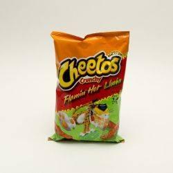 Cheetos Flamin Hot Limon 3 1/2oz