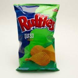 Ruffles Queso Cheese 6 1/2oz
