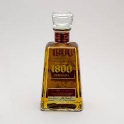 1800 Reposado Tequila Reposado 1000ml