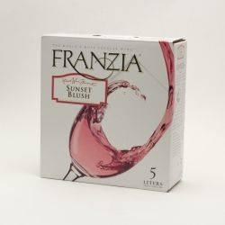Franzia Dark Blrnd Red Box Wine 5L