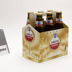 Amstel Light 12oz 6 pack Bottle
