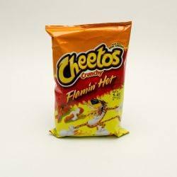 Cheetos Flamin Hot 3 1/2oz