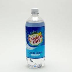 Canada Dry Club Soda Low Sodium 1L...
