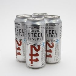Steel Reserve 211 16oz 4 pack