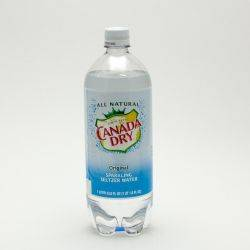 Canada Dry Sparkling Seltzer Water 1L...
