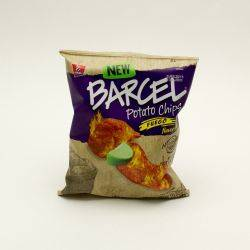 Barcel Fuego Potato Chips Hot Chili...
