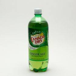 Canada Dry Ginger Ale 1L 33.8oz
