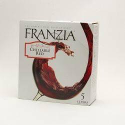 Franzia Chillable Red Box Wine 5L