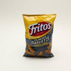 Fritos Flavor Twists Honey BBQ 4 5/8oz