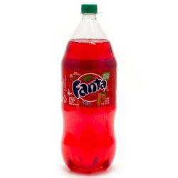 Fanta - Strawberry - 2L