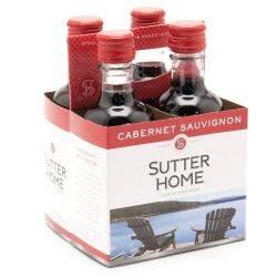 Sutter Home - 4 pack cabernet sauvignon