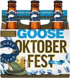 Goose Island - October Fest 12oz 6...