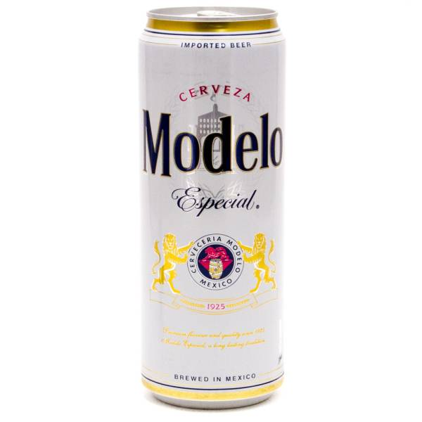 Modelo Especial Imported Beer 24oz
