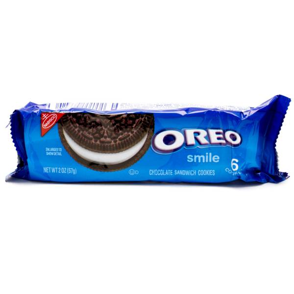 Oreo - 6 Cookie Pack - 2oz