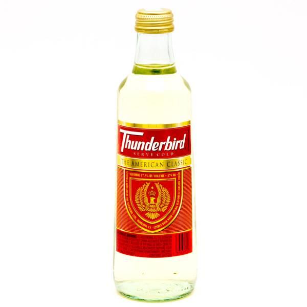 Thunderbird Citrus Wine 375ml