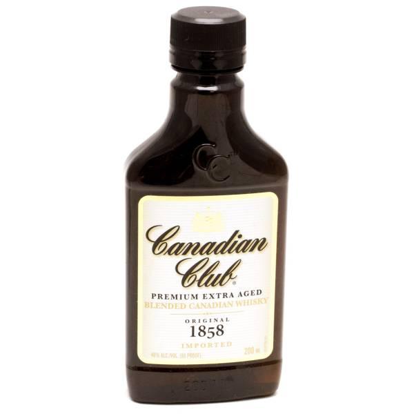 Canadian Club Extra Aged Whiskey 200ml